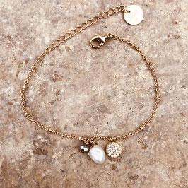 Bracelet OLYMPE / Gris