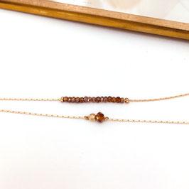 Bracelet ANAIS / Marsala