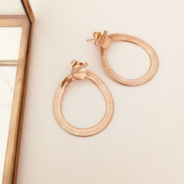 Boucles d'oreilles / SOPHIA OVAL