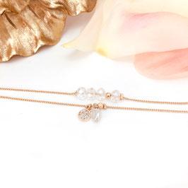 Bracelet BROOKLYN / Cristal Nacré