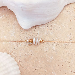 Bracelet BALI / Blanc