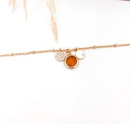 Bracelet IGOR / Caramel