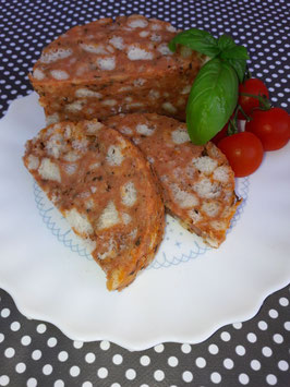 Tomaten-Basilikum Knödel