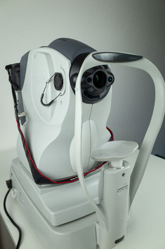 NIDEK AFC-210 Non Mydriatic Auto Fundus Camera inkl. Canon 5D Mark II