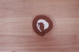 くるくるケーキ チョコミント