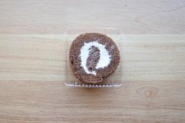 くるくるケーキ チョコ