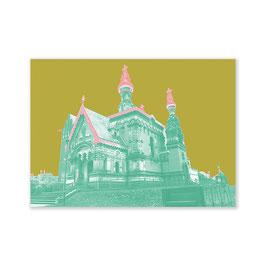"Postkarte ""Russische Kapelle"""