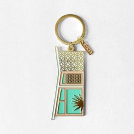 Porte clé Palm Spring House