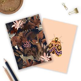 Carnets Butterfly & Monkey