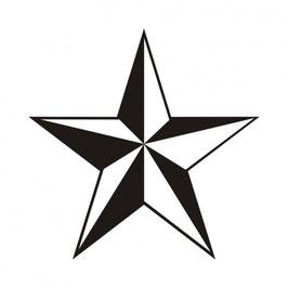 Nautischer Stern 20 cm
