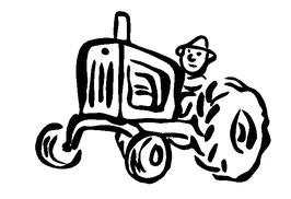 Traktor / Bulldog