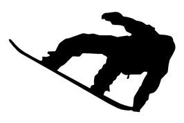 Snowboardfahrer