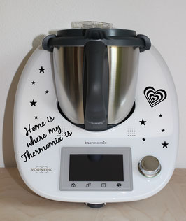 Home is where my Thermomix is