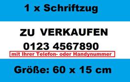 Zu Verkaufen mit Handynummer