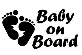 Baby on Board Aufkleber