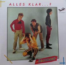 """CD """"Alles klar"""""""