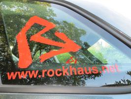 """Autoaufkleber """"R Logo"""""""