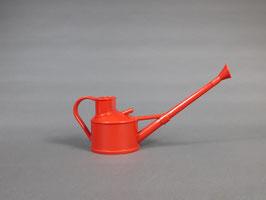 Gießkanne Kunststoffkanne für Bonsai 0,9 Liter rot