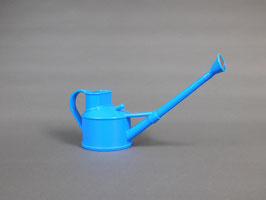 Gießkanne Kunststoffkanne für Bonsai 0,9 Liter blau