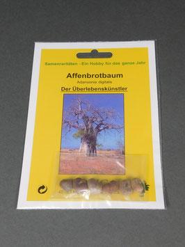 Affenbrotbaum, Adansonia digitata, Geschenkidee, Seltene Samen, Besonderheit, Rarität