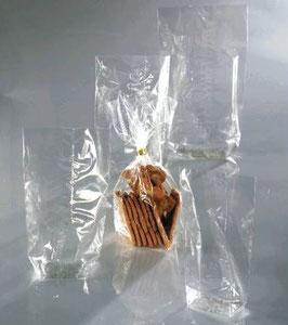 Zellglas-Bodenbeutel, 100 Stück