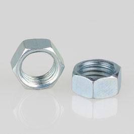 M8x1 Sechskantmutter Metall verzinkt 10x5