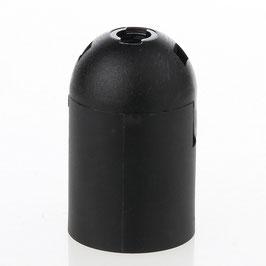 E27 Fassung Glattmantel 2-teilig M10x1 IG Thermoplast