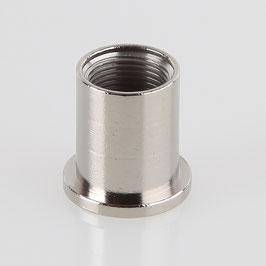 Ms Deckenhalter 13x1 IG zylindrisch Befestigungsbohrung 6,2