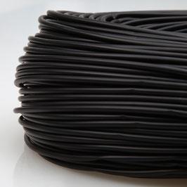 PVC Isolierschlauch schwarz 3,5mm Innendurchmesser
