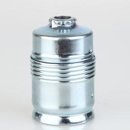 E27 Fassung Metall verchromt