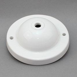 Lampen Leuchten Porzellan Keramik Baldachin 117x42mm ohne Seitenloch