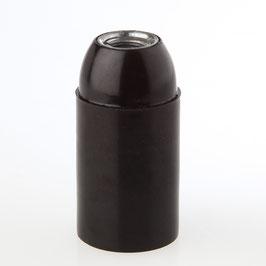 E14 Fassung Kunststoff ohne Aussengewinde