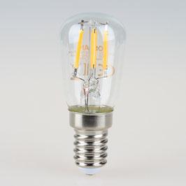 Osram LED Filament Leuchtmittel 2,8W (=25W) Birnen-Form klar E14 Sockel warmweiß