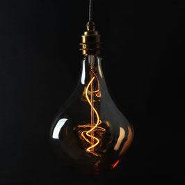 Danlamp E27 Vintage Deko LED Unica Deluxe Lampe gold 240V/4W