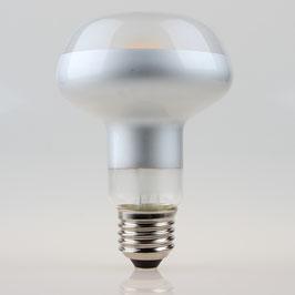 Sigor E27 LED Filament R80 Reflektorlampe matt 240V/7W (42W) 510lm dimmbar