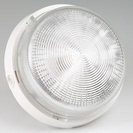 Rundleuchte Kellerleuchte Kellerlampe weiß E27 Sockel max. 100W IP44
