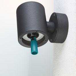 Saugnapf für Leuchtmittel mit glattem Frontglas