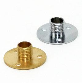 Wandnippel Scheiben-Nippel Aufbauscheibe M10 x 8 mm Metall