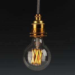 Danlamp E27 Vintage Deko LED Globe De Luxe 80mm 240V/2,5W