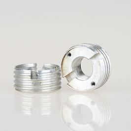 Aluminium LED Halter mit M10x1 Innengewinde