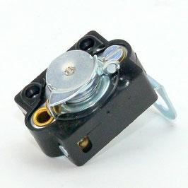 Einbau-Zugserienschalter Einbau Zugschalter Lampe mit Zweilochbefestigung 250V2A