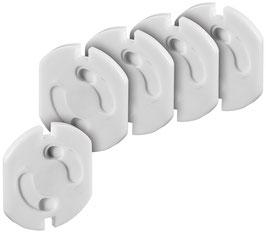 5 x Kinderschutz Kindersicherung für Steckdosen