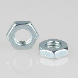 M8 Sechskantmutter Metall verzinkt DIN 439