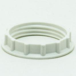 Ersatz-Schraubring für G9 Hochvolt Halogen Lampenfassung 26 mm Durchmesser