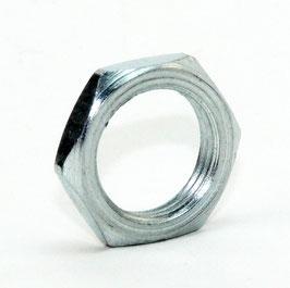 R3/8 Zoll Sechskantmutter Metall verzinkt 22x5