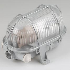 Ovalleuchte Kellerleuchte Kellerlampe E27 Sockel max. 60W IP44