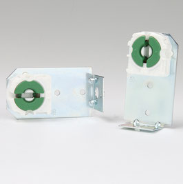 G13 Winkel-Fassung für T8 Leuchtstoffröhre ohne Starterfassung
