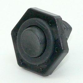 Tischleuchten Wippschalter Lampen Einbauschalter schwarz 230V/2A Schraubanschluß