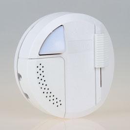 Schnur-Fußdimmer weiß 240V40-250W, HV-LED 4-100W Relco Rondo LED