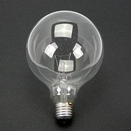 E27 Globe Glühlampe Glühbirne 60W klar 120mm